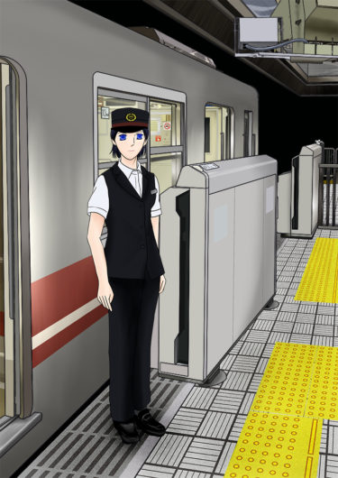 北大阪急行/女性盛夏制服